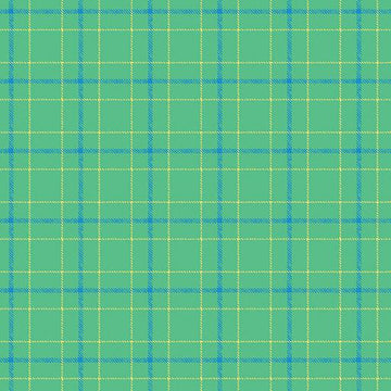 Warp and Weft II- Double Plaid Mint