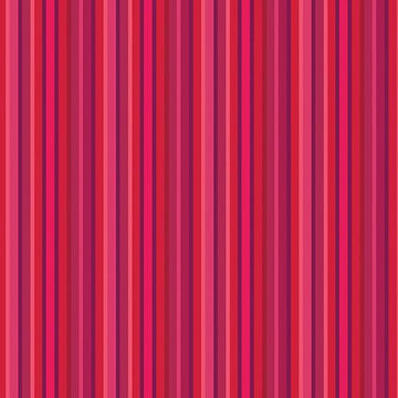Warp and Weft II- Red Stripe Red