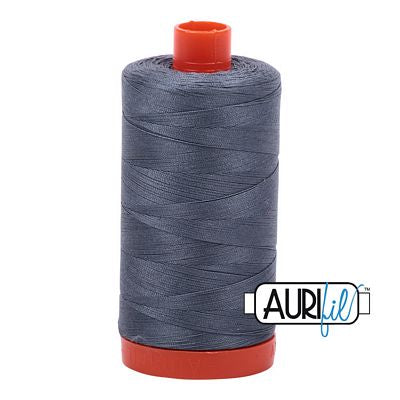 Aurifil Thread 50wt Gray