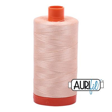 Aurifil Thread 50wt Flesh