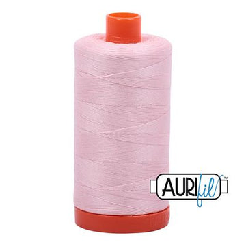 Aurifil Thread 50wt Pale Pink