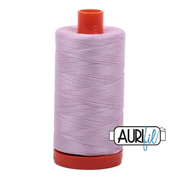 Aurifil Thread 50wt Light Lilac