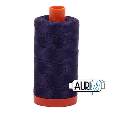 Aurifil Thread 50wt Dark Dusty Grape