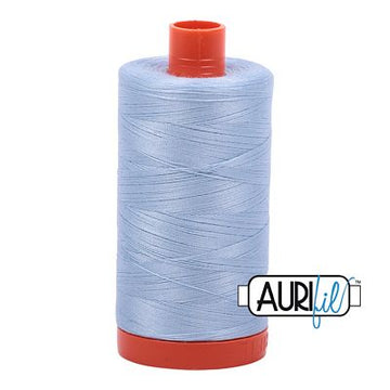 Aurifil Thread 50wt Light Robins Egg