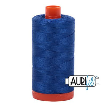 Aurifil Thread 50wt Medium Blue