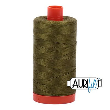 Aurifil Thread 50wt Olive