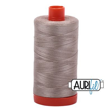 Aurifil Thread 50wt Rope Beige