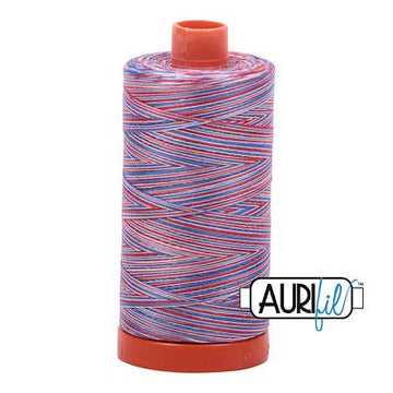 Aurifil Variegated Thread 50wt Liberty