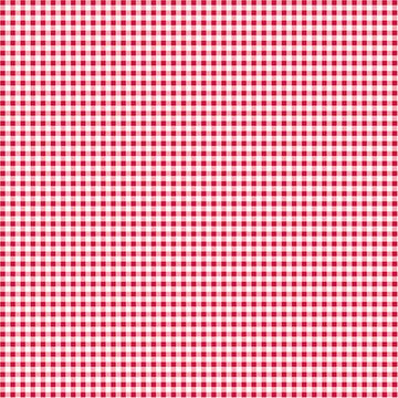 Warp and Weft Holiday- Mini Gingham Peppermint