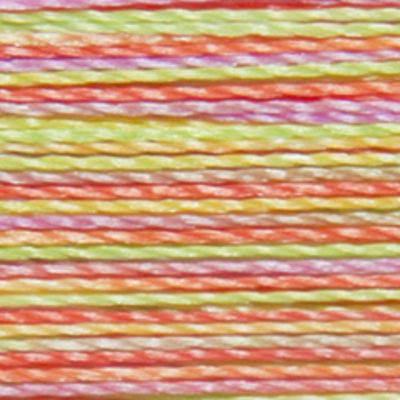 Isacord Variegated 1000m Polyester - Neon Brights