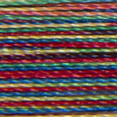 Isacord Variegated 1000m Polyester - Summer Berries