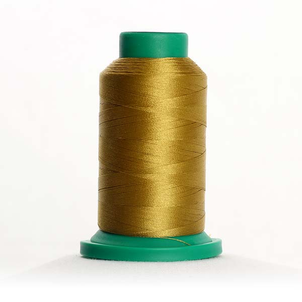 Isacord 1000m Polyester - Tarnished Gold