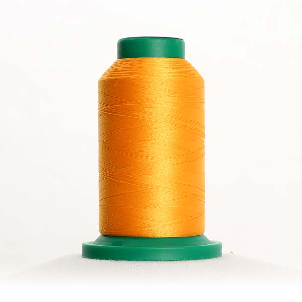 Isacord 1000m Polyester - Papaya