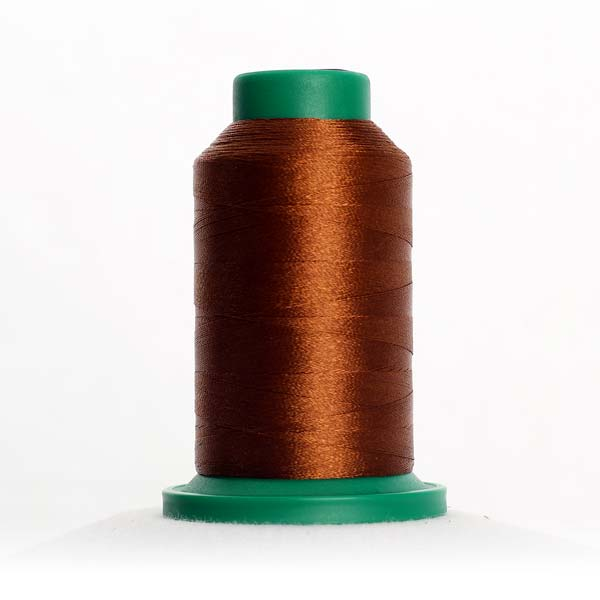Isacord 1000m Polyester - Redwood