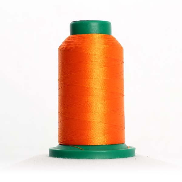Isacord 1000m Polyester - Pumpkin