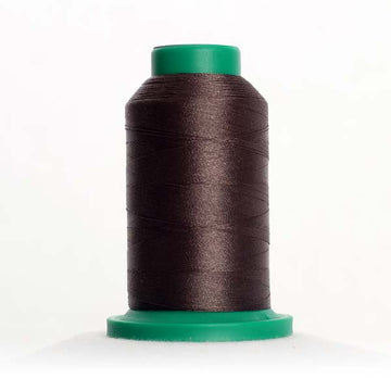 Isacord 1000m Polyester - Dark Charcoal
