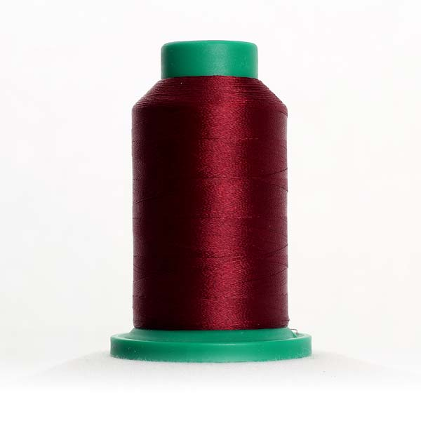 Isacord 1000m Polyester - Beet Red