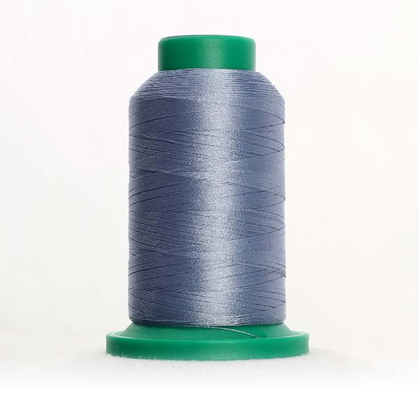 Isacord 1000m Polyester - Ash Blue