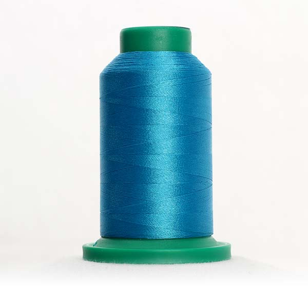 Isacord 1000m Polyester - Caribbean Blue