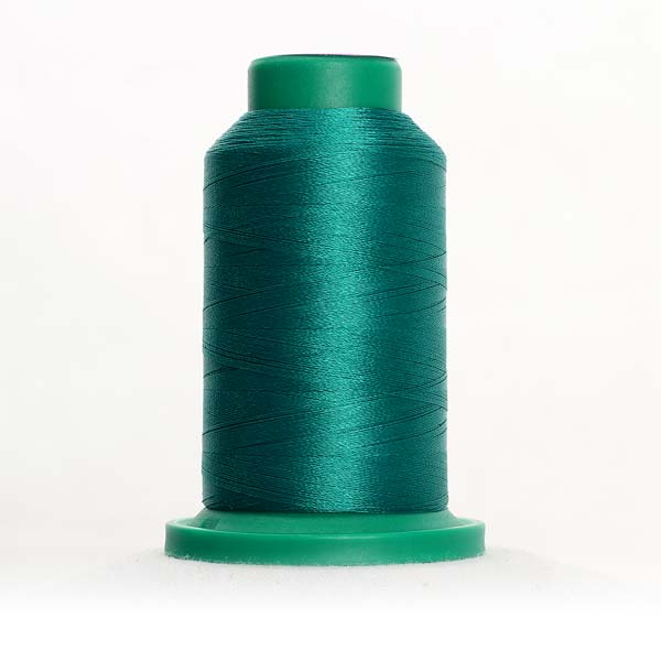 Isacord 1000m Polyester - Green