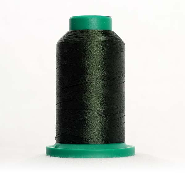 Isacord 1000m Polyester - Backyard Green