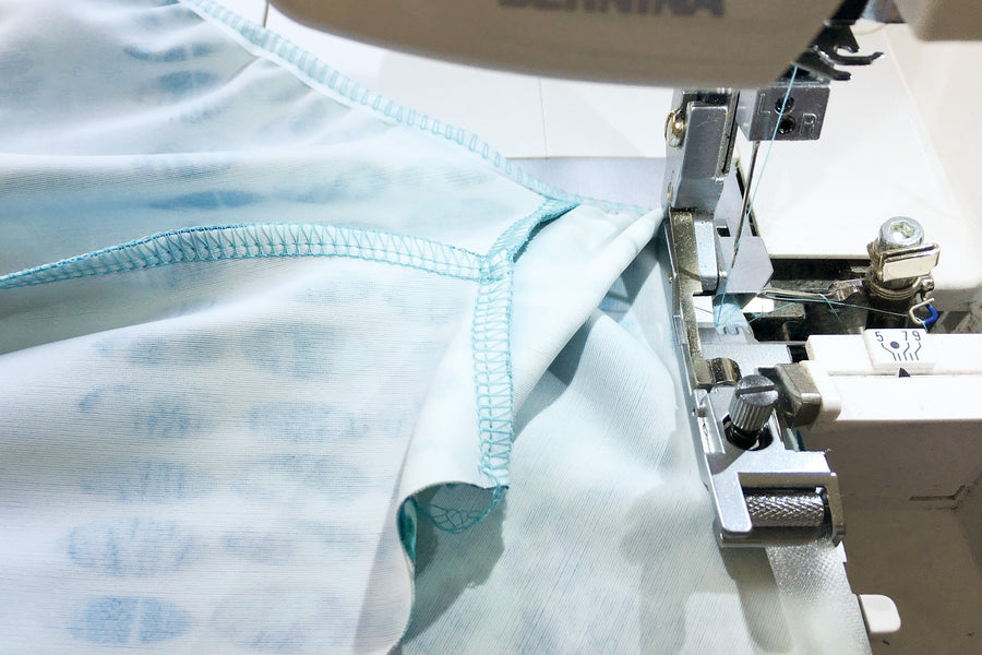 Introduction to BERNINA/bernette Coverstitch