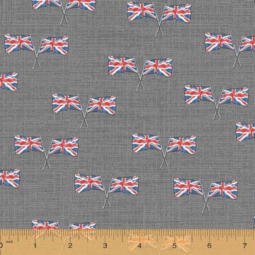 London: Union Jacks
