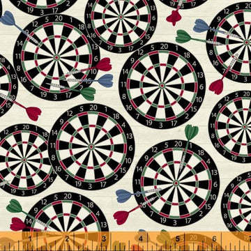 Man Cave: Dart Board