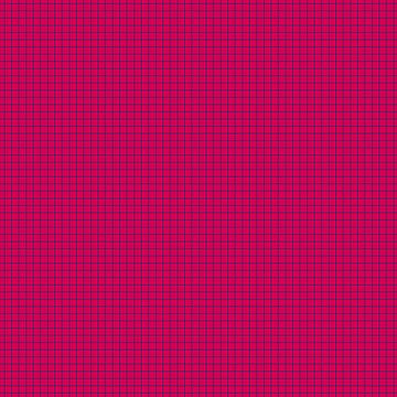Square Grid Fuchsia