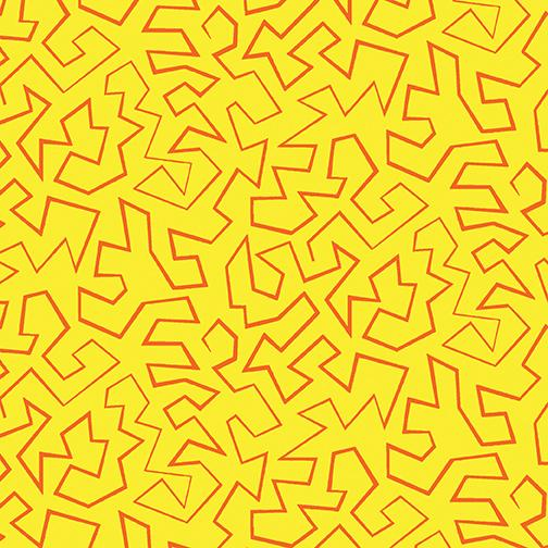 PAPER CUTS YELLOW