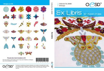 EX LIBRIS BY ALISON GLASS