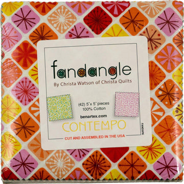 Fandangle 5x5 Pack