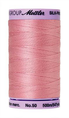 Mettler Silk Finish Cotton 50wt 500m - ROSE QUARTZ