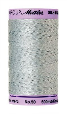 Mettler Silk Finish Cotton 50wt 500m - MOONSTONE