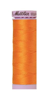 Mettler Silk Finish Cotton 50wt 150m - PUMPKIN