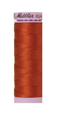 Mettler Silk Finish Cotton 50wt 150m - COPPER