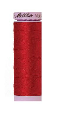 Mettler Silk Finish Cotton 50wt 150m - COUNTRY RED