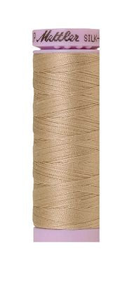 Mettler Silk Finish Cotton 50wt 150m - STRAW
