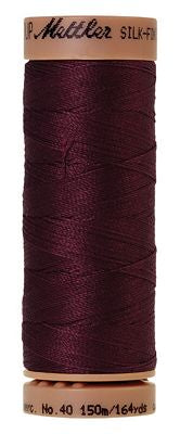 Silk Finish Cotton 164 Yards - Bordeaux