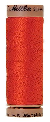 Silk Finish Cotton 164 Yards - Paprika