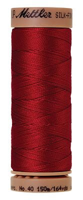 Silk Finish Cotton 164 Yards - Country Red