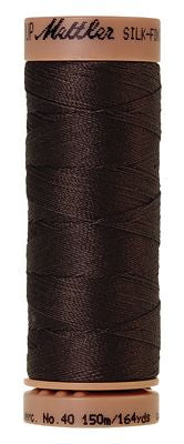 Silk Finish Cotton 164 Yards - Black Peppercorn