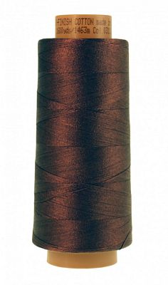 Silk Finish Cotton 1600 Yards- Friar Brown