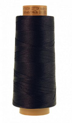 Silk Finish Cotton 1600 Yards- Black
