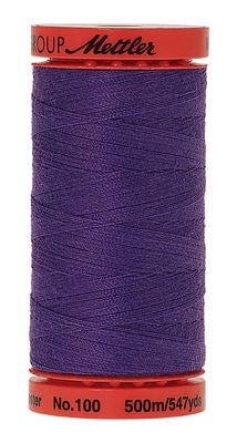 Metrosene 547 Yards Polyester - Iris Blue