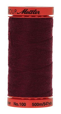 Metrosene 547 Yards Polyester - Bordeaux