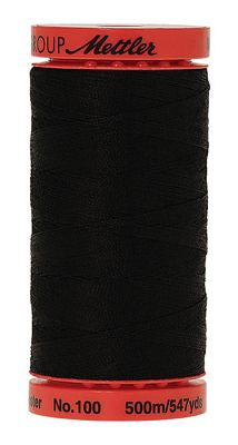 Metrosene 547 Yards Polyester - Black