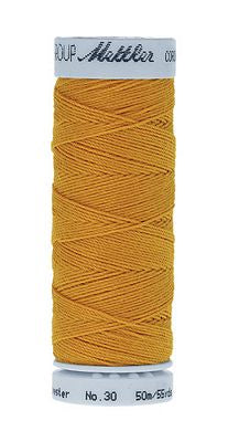 Mettler Cordonnet Poly 55 yards - GOLD