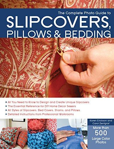 SLIPCOVERS PILLOWS & BEDDING