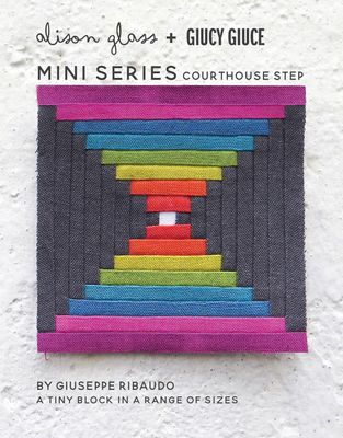 MINI SERIES COURTHOUSE STEP - Alison Glass
